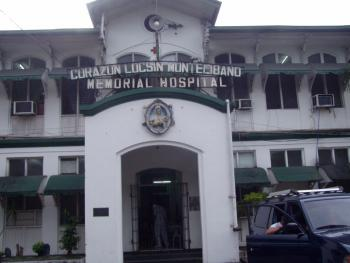 Corazon Locsin Montelibano Memorial Hospital