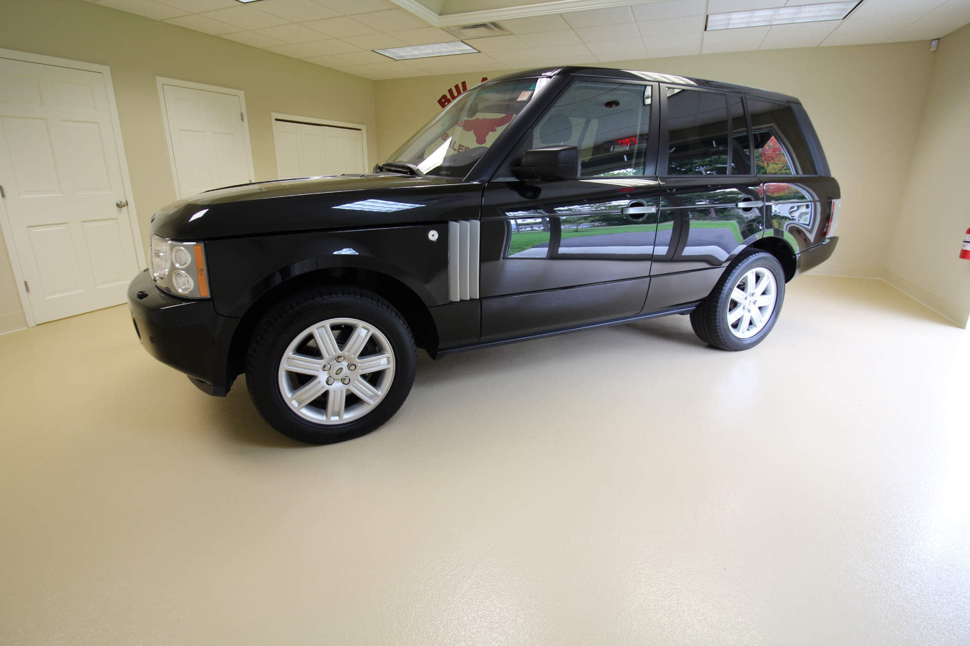 2008 Land Rover Range Rover HSE Stock for sale near Albany