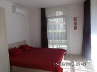 Wnętrze apartamentu czerwonego - widok 2
