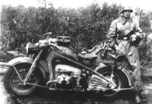 Zundapp KS 750  е създаден по поръчка на легендарния нацистки генерал Ервин Ромел,  известен с прозвището