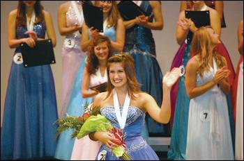 Натали спечели титлата Milledgeville-Baldwin county's junior Miss през януари т.г. а на 1-ви август в Cobb Civic Center—Атланта, успя да се наложи над 23 те момичета от целият щат.