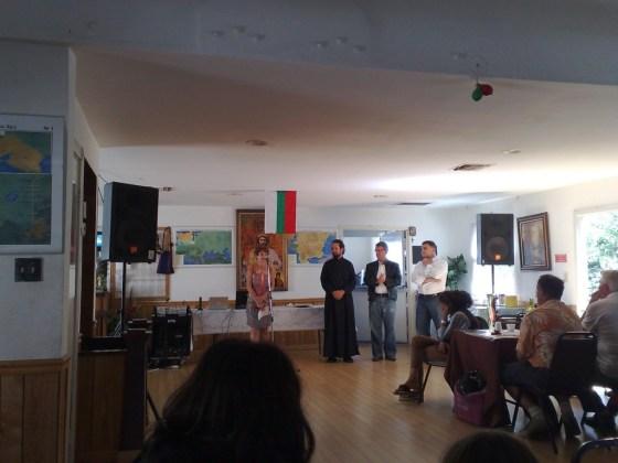 На 13 септември Г-жа Живка Костова, учителка с дългогодишен опит в България, сега в