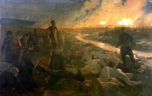 Картина на руския художник Антоний Пиотровский