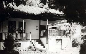 Родната къща на Христо Ботев в Калофер.