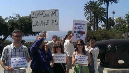 Protest LA Aug 11 2013 DANSwithme 8