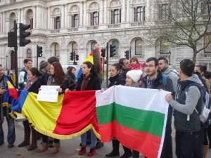Нови протести се готвят в Лондон.