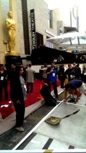 OSCARS 2014 Red Carpet Problem