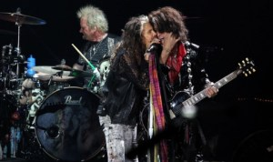 AEROSMITH IN BULGARIA
