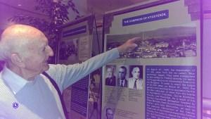 Маир Мешулам от Кюстендил, който през 1943 г. е бил едва 15-годишен.