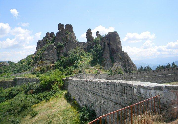 Белоградчишките скали – едно от чудесата на света