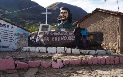 С Антон и Пламена по света: По стъпките на Че Гевара