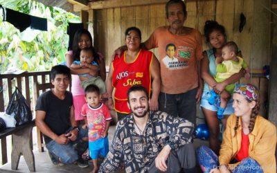 С Антон и Пламена по света: Приключения по Амазонски (и как да приготвим гъсеници с кренвиш)