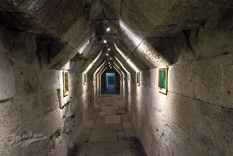 Мезек: гробница и крепост на междата между Родопите и Сакар
