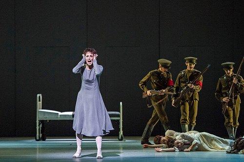 Royal Opera House / сцена