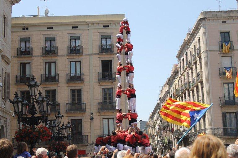 """Барселона и фестивалът """"La Merce"""""""
