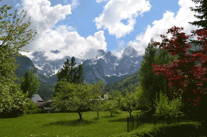 Словения е полъх свеж