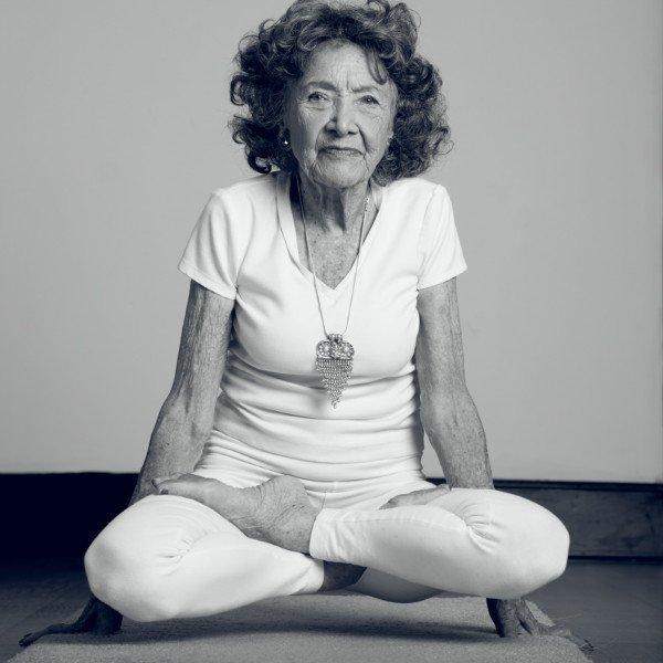 Tao Porchon-Lynch – младостта е състояние на ума