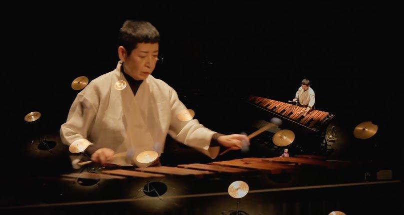 Мидори Такада – музика между материя и дух