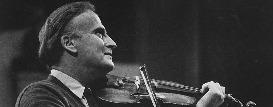 Йехуди Менухин – цигуларят, който промени света