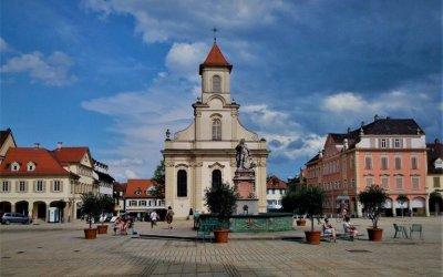 Приказният Лудвигсбург, Германия