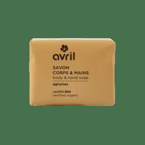 savon-corps-mains-agrumes-bio