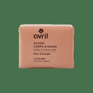 savon-corps-mains-fleur-oranger-bio