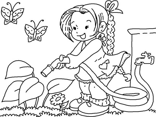 Soil Coloring Pages Viewing Gallery Sketch Coloring Page