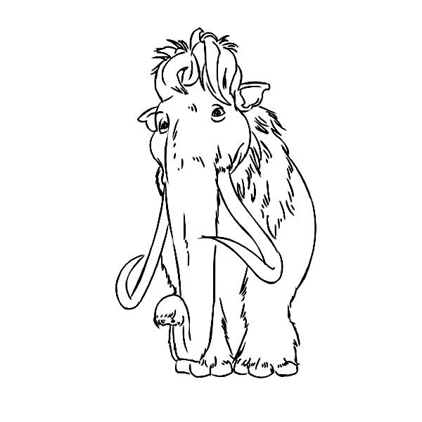 ice age darling peaches coloring pages bulk color
