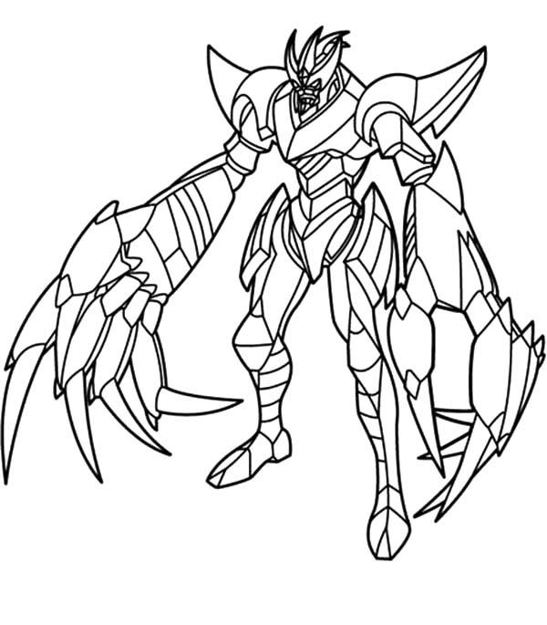 Pin bakugan dragonoid colouring pages page 2 on pinterest for Bakugan drago coloring pages