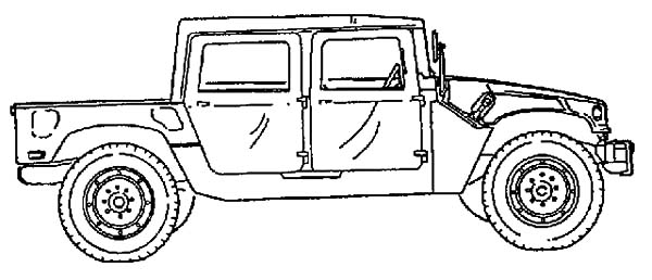 how to draw army car coloring pages bulk color