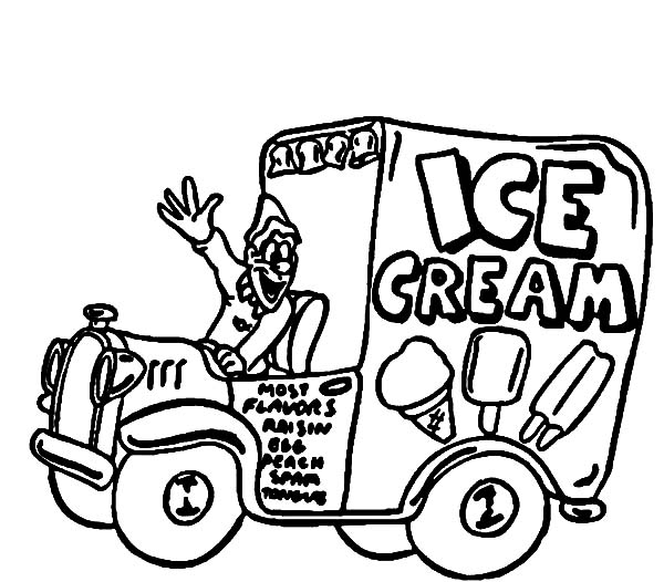 ice cream sandwich coloring pages ice cream sandwich coloring pages