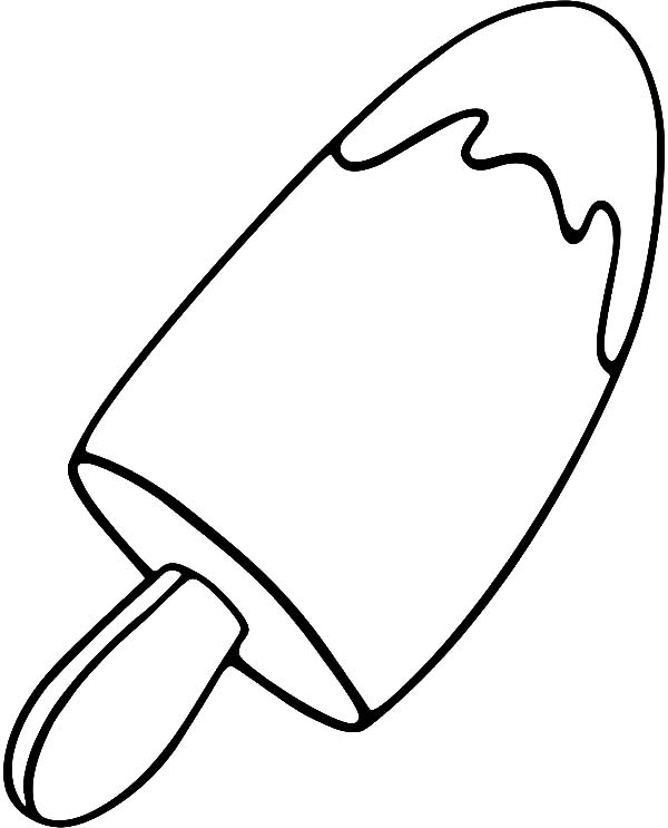 ice cream yummy ice cream popsicle coloring pages yummy ice cream