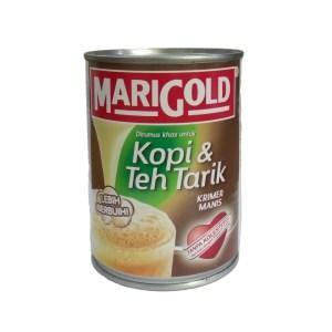 Marigold Krimer Manis Kopi & Teh Tarik (Sweetened Creamer) - 500 gm x 48 tin