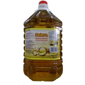 Selera Minyak Masak (Cooking Oil) - 5 kg x 4 btl x 1 ctn
