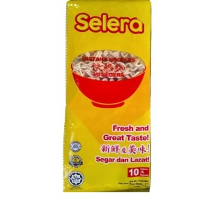 Selera Mi Segera (Instant Noodles) - 700 gm x 6 pck x 1 ctn