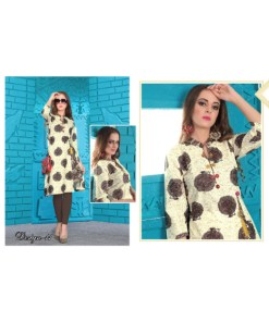 Rs 268 Piece - M-Honey Stitched Kurti Wholesale Catalog 12 pcs