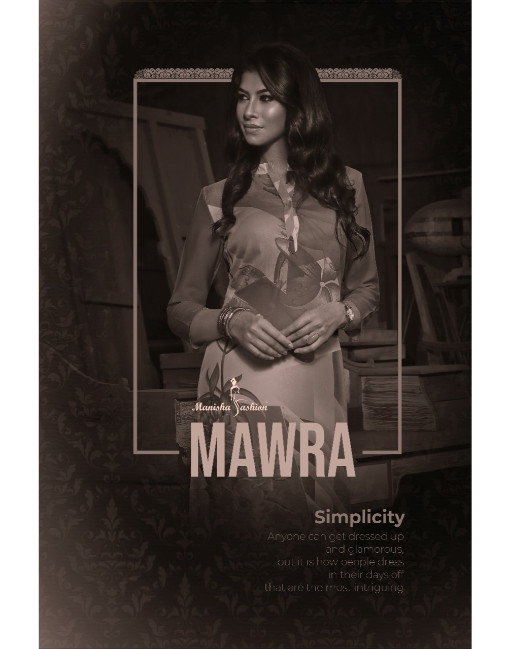 Rs 299 Piece - Mawra Stitched Kurti Wholesale Catalog 12 pcs