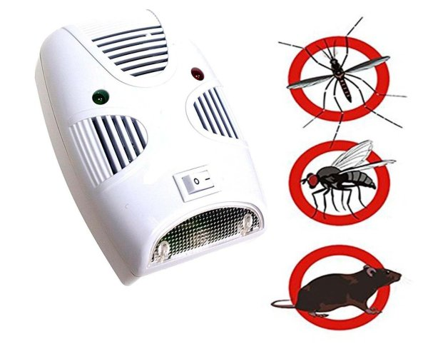 1246 Mosquito Repeller Rat Pest Repellent for Rats, Cockroach, Mosquito, Home Pest - Bulkysellers.com