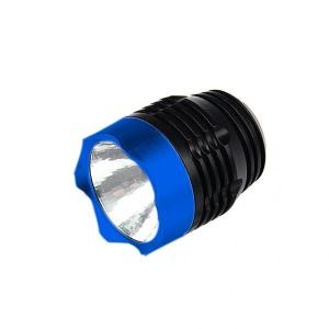 0562 Bicycle Front Light  Zoomable LED Warning Lamp Torch Headlight Safety Bike Light - Bulkysellers.com
