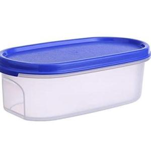 2073 Modular Transparent Airtight Food Storage Container - 500 ml - Bulkysellers.com