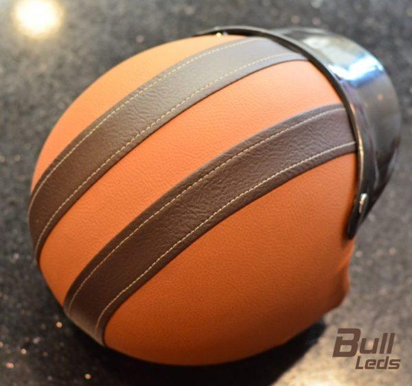 Bull Helmets | Vintage Helmets From Bull-LEDs [Choose Base Helmet] Size L