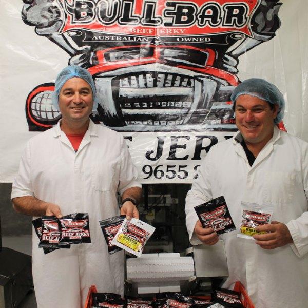 Australian Made Beef Jerky