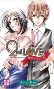 Hata, Akimi - 2nd love once upon a lie 2