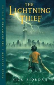 Riordan, Rick - Percy Jackson & The Olympians T1 - The Lightning Thief