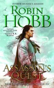 Hobb, Robin - Farseer Trilogy #3 - Assassin's Quest