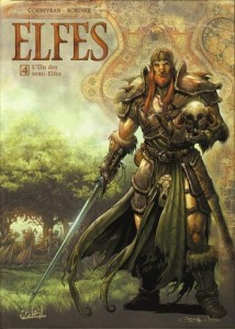 04 - Corbeyran - Elfes #4 - L'élu des semi-Elfes