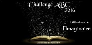 Challenge ABC imaginaire