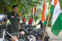 Bulleteers Rider Neeraj M Kumar