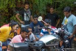 Riders Training program for Bulleteers where we learnt basic motorcycle mechanics for a better ride experience.