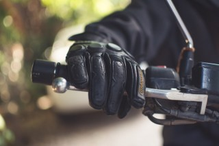 royal enfield continental gt short gloves review